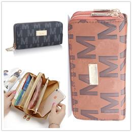 Kadınlar Lüks Uzun Cüzdan Marka Mektup Sikke çanta Bayanlar Çift Fermuar PU deri Tasarımcı Cüzdan Debriyaj Para çantası Kart Sahibinin Cep B61303 nereden