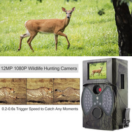 Canada Accéléré, caméra de recul HC300A Foto Trap, appareils photo numériques IR LED Caméra infrarouge de vision nocturne pour Hunter cheap ir led night vision camera Offre