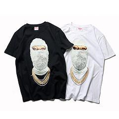 retrato de tee Desconto Mens Designer T Shirt 2019 Verão Novo Luxo Roupas Moda Pérola Retrato Mangas Curtas Tendência Carta Imprimir Top Street Estilo Hip Hop Tees.