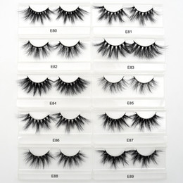 51b23cc54a5 dramatic false lashes Promo Codes - Eyelashes Mink Eyelashes Criss-Cross  Strands Cruelty Free High
