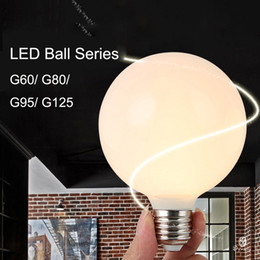Dekoratif Işık Ampüller LED Küre E27 Dragon Ball Aydınlatma Armatür 3W / 5W / 7W G60 G80 G95 G125 Serisi Işık kolye Ücretsiz Kargo Asma nereden