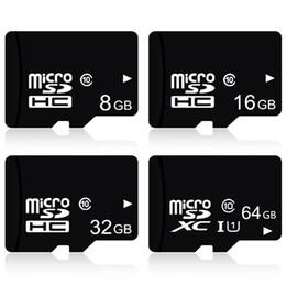 classe della carta di 16gb tf Sconti HC Micro Memory Card Classe 10 8BG / 16 GB / 32 GB / 64 GB Scheda SD ad alta velocità TF