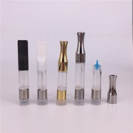 Cartomizer monouso e cig online-Bud atomizzatore G2 cartuccia vaporizzatore usa e getta 510 o penna ce3 olio denso cartomizer e cig G2 atomizzatore