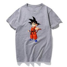 vêtements de marque z Promotion Anime Z Harajuku Hommes T-shirts 2019 Nouveau été en coton T-shirt décontracté à manches courtes Plus Size Tops Marque Vêtements BZ047