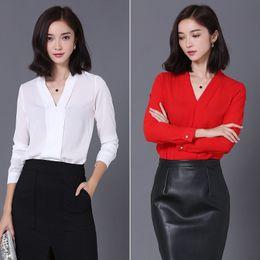 5ddb66882de sheer white blouse Promo Codes - Women s Clothing Tops Tees T-Shirt 2019  Spring summer