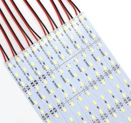 Schaufensterzähler online-5630 SMD 72 LED 100CM LED starre Streifen-Lichter für Nachtmarkt-Schmuck-Gegenschaukasten-Aluminiumblatt-Lampe