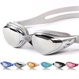 Su geçirmez Savunma Sis Yüksek Temizle Gözlük Erkekler Ve Kadınlar Çerçeve Olacak Elektrolizle Miyopi Yüzme Gözlük Düz Cam taktik nereden