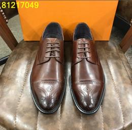 2019 italienische freizeitschuhe Hochwertige Herrenbekleidung Freizeitschuhe Business-Schuhe Slip-On Wohnungen Oxford Italienische Schuhe Chaussure Hombre 38-44 rabatt italienische freizeitschuhe