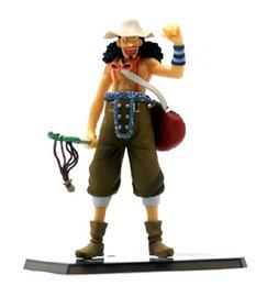 Animación de anime One Piece Dos años después Nuevo mundo, las figuras de acción de Usopp. Muñecas de PVC. Colección de juguetes en una caja de aproximadamente 14 cm. desde fabricantes
