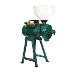 2019 aplastar la máquina NUEVA ARRIVEVL Venta al por mayor Máquina trituradora universal Máquina de molienda de arroz / granos Molinillo de pimienta Máquina de molienda de doble propósito, seca y húmeda aplastar la máquina baratos