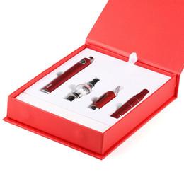 Magic 3 в 1 Наборы электронных сигарет 1100mAh Аккумулятор EVOD Стекло Globle Wax Распылитель MT3 AGO Испаритель для сухих трав с зарядным устройством USB cheap magic charger от Поставщики волшебное зарядное устройство