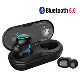 téléphone portable moins cher Promotion Q13S TWS Wireless Bluetooth 5.0 Écouteurs intra-auriculaires Écouteurs stéréo avec boîtier de chargement Bluetooth5.0 Écouteurs-boutons Casques d'écoute