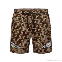 Canada 2019 plus nouveaux hommes Question Mark Board Shorts Maillot de bain Garçon Homme Surf Court Bermudes Maillots De Bain Loose Beach Pants cheap boy s swim trunks Offre