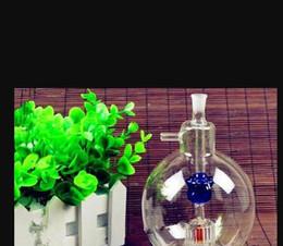 lámparas de burbujas de agua Rebajas Gruesa botella de agua de la burbuja de la lámpara al por mayor de bongs de vidrio quemador de aceite del tubo de agua de vidrio plataformas petrolíferas Rigs fumadores