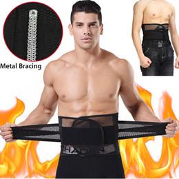 cinghia del trimmer della cinghia delle donne degli uomini Sconti Uomini e donne Cintura di sudore Vita Peso Perdita Trimmer Fat Burning Cintura dimagrante regolabile Fitness esercizio