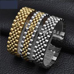 Perles de sport en Ligne-Accessoires de montre bracelet en acier male 20 mm sport etanche pour le serpent luxe series