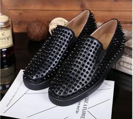 2019 zapatos al por mayor para la boda Nueva venta al por mayor de lujo de la boda zapatos casuales de los hombres zapatillas de deporte de los zapatos del punto zapatos rojos del barco Low top Sets shippin 6stg rebajas zapatos al por mayor para la boda