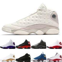 Scarpe da basket uomo 13 13s Lakers Rivals berretto e abito Brock DMP Phantom Black Cat Love Respect Bianco nero Designer Uomo Sport Sneakers cheap brock shoes da scarpe brock fornitori