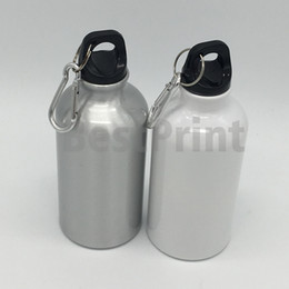 Sublimation vierge de sports de bouteille de sports de 400ML ? partir de fabricateur