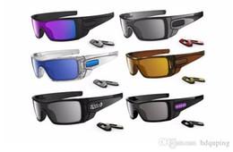 Солнцезащитные очки оптом-марки-Горячие унисекс спортивные брендовые солнцезащитные очки от