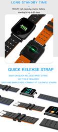 Regarder les téléphones à l'eau en Ligne-A6 bracelet montre intelligente écran tactile résistant à l'eau téléphone Smartwatch avec fréquence cardiaque bracelet intelligent moniteur sport en cours d'exécution
