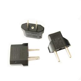 paredes de alfinete Desconto 250 V 10A EUA / UE / AU Tomada Conversor Adaptador de Viagem Universal Carregador de Energia AC 2 Rodada Pin Plug Soquete 6A 125 V Adaptador