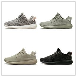 2019 qualità kanye west static pirate turtle dove moonrock Oxford Classic Grey uomo donna scarpe designer