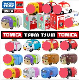 Melhores carros brinquedos on-line-Tomy tomica carro toys tomika tomica tsum metal brinquedo carro ponto 1: 64 melhores presentes para as crianças