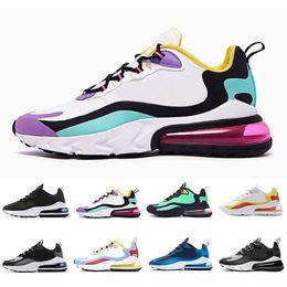 2019 Chaussures examen 270 hommes réagissent AIRS femmes chaussures de course 270S Phantom BAUHAUS OPTICAL Hyper Jade chaussures de concepteur mens