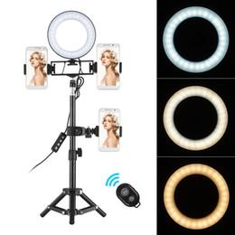 bianco PULUZ Mini Fotografia Shadowless LED inferiore del pannello della luce Pad 2 pannelli a LED ID Photo Studio di ripresa Box Tenda