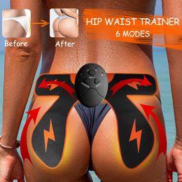 Massage du cul en Ligne-Ménage EMS Smart Hip Trainer Hanches Muscle Vibrant Ass Builder Stimulateur Musculaire Électrique Fitness Fesses Machine De Massage