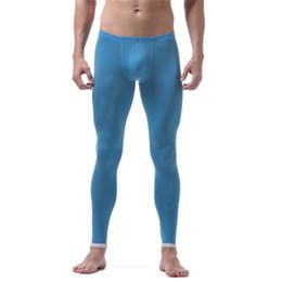 Männer transparente hose online-Die reizvolle Voile-Gaze der heißen Männer keucht transparente Hosen das exotische Hosen-Nachtzeug der homosexuellen Männer lange Hosen-Nachthemd
