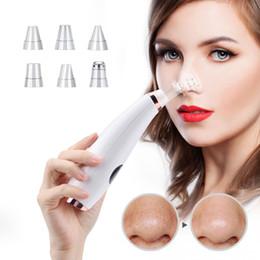Remover la espinilla Profundo limpiador de poros Acné Eliminación de succión al vacío SPA facial piel del diamante de belleza cuidado de la herramienta de DHL desde fabricantes