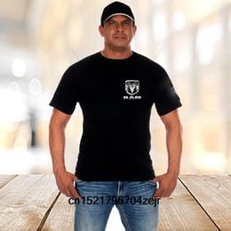 Canada T-shirt homme JH DESIGN GROUP s Dodge RAM avec autocollant drapeau américain exclusif t-shirt drôle nouveauté tshirt femme supplier american stickers Offre