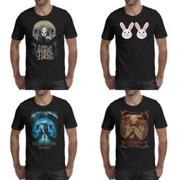 2019 lapin fou Impression de mens Labyrinth de Pan (4) noir t-shirt Design Slogan Crazy Shirts Classic 2 Lapin Lapin Tête (7) (5) (12) (9) (17) lapin fou pas cher