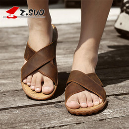 7d180ffdc Новые кроссовки плюс размер летние повседневные сандалии кожаные мужские  корейские модные индивидуальные тапочки 38-47 скидка корейские мужские  сандалии