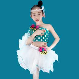 2020 trajes de dança jazz meninos Hip Hop Dance Costume Crianças Rapazes Raparigas Dança Jazz Desempenho shirt Calças Roupa Hip Hop New Children Jazz Dancewear trajes de dança jazz meninos barato