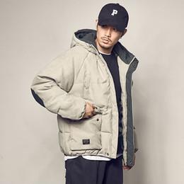 più la tuta sportiva di hip hop di formato Sconti Moda Inverno Caldo Giacca Uomo Hip Hop Capispalla Spessa Pullover 2019 Nuovo Arrivo Harajuku Streetwear Hip Hop Plus Taglia Cappotti 4XL
