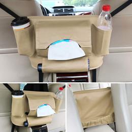 Deutschland Advanced Style Car Seat Back Organizers Aufbewahrungstasche für mehrere Taschen Protector 6-Farben-Aufbewahrungstasche für Autos cheap advanced protector Versorgung