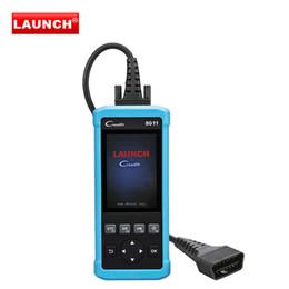 Escáner de código obd2 de lanzamiento online-Original Launch DIY Code Reader 8011 OBD2 Escáner OBD + ABS + SRS + Oil + EPB + BMS Soporte para TOYOTA / FORD / BENZ