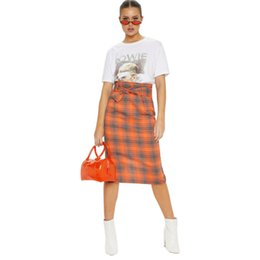 Knee Length Plaid Skirt Online Shopping | Knee Length Plaid Skirt