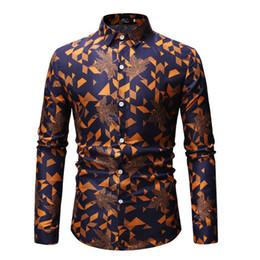 Элегантная мужская рубашка ну вечеринку Harajuku фитнес-блузка плюс размер панк-рок уличная одежда бизнес-ужин сексуальные рубашки мужской 2019 одежда от