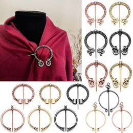 3pcs Fashion Goupille de sécurité femme grand Cristal Broche Sweater Hat Breastpin