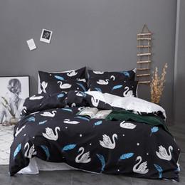 fbc677abcb edredom de impressão animal define rainha Desconto Capa de edredão set cama  capa consolador macio com