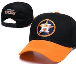 Álbum ofrecido 100% de calidad superior 2019 moda más nuevo Astros Hat Snapbacks Houston Gorras de béisbol ajustables hip hop Sombreros de moda Snap back 00 desde fabricantes
