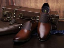 2020 zapatos personalizados hombres oxford 2019 cuero de la punta del ala hombres se visten Oxford zapatos Zapatos hechos a mano genuino de encargo zapatos brogue becerro color oscuro Negro zapatos personalizados hombres oxford baratos