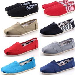 67da842879c5 HOT Size 35-45 Wholesale Brand Fashion Women Solid sequins Flats Shoes  Sneakers Women and Men Canvas Shoes loafers casual shoes Espadrilles