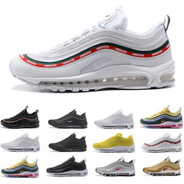 info for 90441 d85e7 Discount max shoes - 2019 Air 97 OG X Undftd Black White Speed Men running  shoes