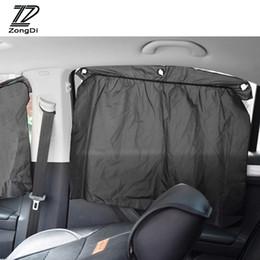 accessori mitsubishi outlander Sconti ZD Tenda finestra lato auto Parasole con ventosa per e46 e39 e60 e90 octavia rapido Mitsubishi asx outlander accessori