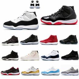 Deutschland Mit Box 11 Space Jam Bred + Nummer 45 neue Concord Basketballschuhe Männer Frauen Schuhe 11s Rot Navy Gamma Blue 72-10 Sneakers cheap red shoes for women Versorgung
